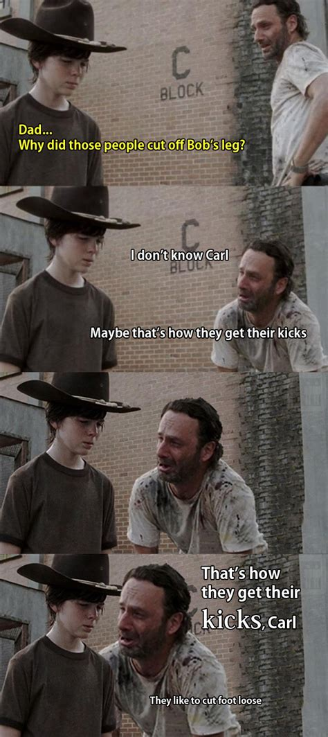 Meme Walking Dead - carl walking dead meme www imgkid com the image kid