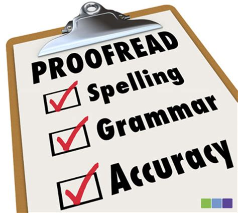 Online Resume Writing by Proofread Marketing Content For More Than Just Misspelled