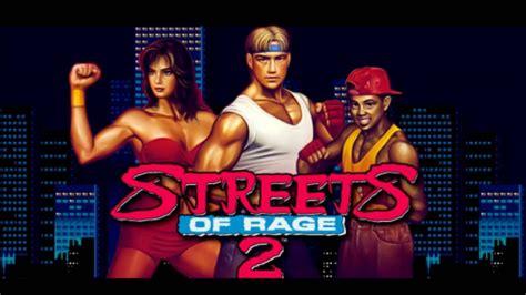 streets of rage 2 apk descargar of rage 2 para android rwwes