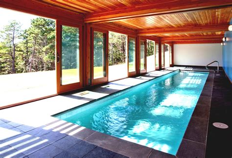 enclosed pool designs indoor swimming pool design casual glass window corner