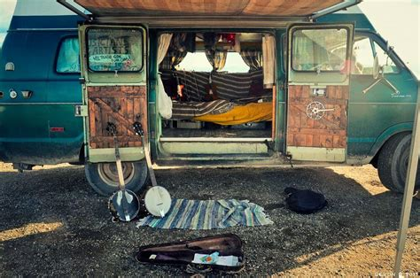Van Living | the rise of van life quoted