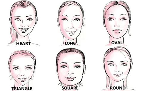 a square faced person learn how to care for your eyebrows based on the shape of