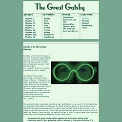the great gatsby color symbolism the great gatsby text pearltrees