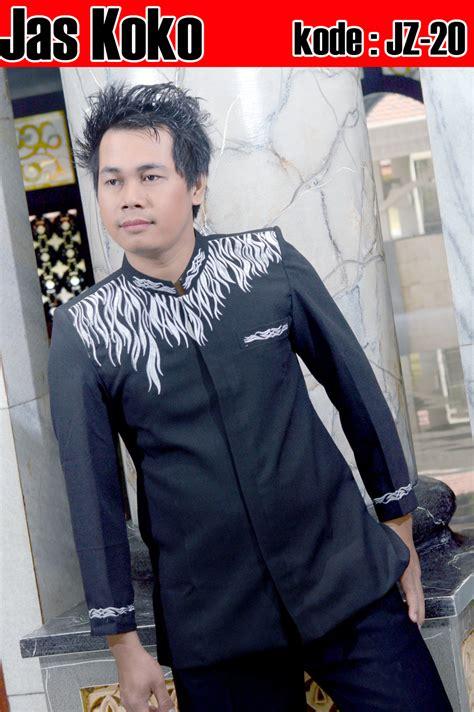 desain jas hitam jas koko hitam model terbaru busanamuslimpria com