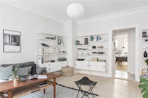 small  ultra charming  bedroom apartment  linnestaden