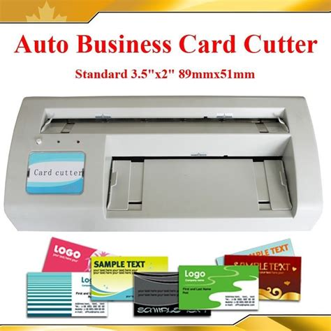business card cutter template business card cutter electric automatic slitter free 2000