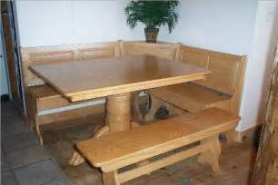 Kitchen Table Benches Wooden Benches For Your Kitchen Homes And Garden Journal