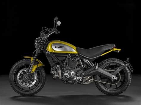 Motorradvermietung Ducati by Ducati Scrambler Aktion 2016 Motorrad News