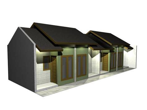 Design Interior Untuk Rumah Kontrakan | gambar design rumah petak untuk kontrakan
