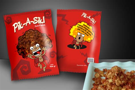 T Shirt Ki Rangan Bagong gallery packaging design for a snack product