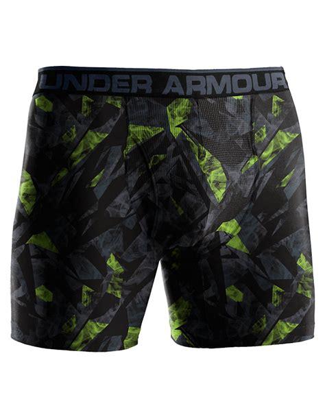 Armour Boxer Original Sale armour original 6 printed boxerjock boxers in green for blue lyst