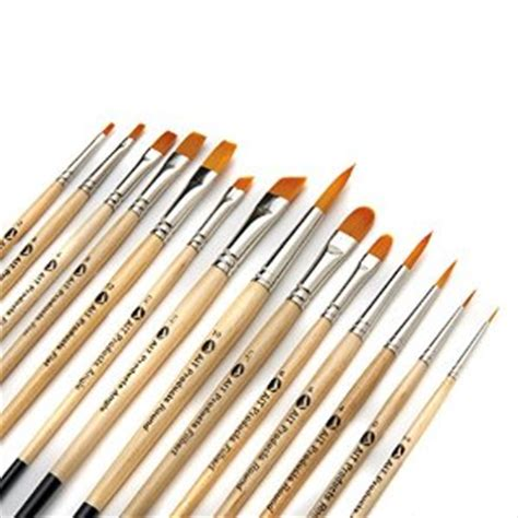 best brush for acrylic paint on canvas lovely best acrylic paint brushes 10 crafts sewing