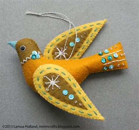 Lovely Free Christmas Felt Patterns #2: IMG_6198.jpg