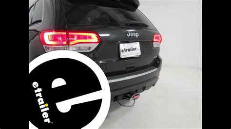 lighted trailer hitch covers review of the reese jeep led lighted trailer hitch cover