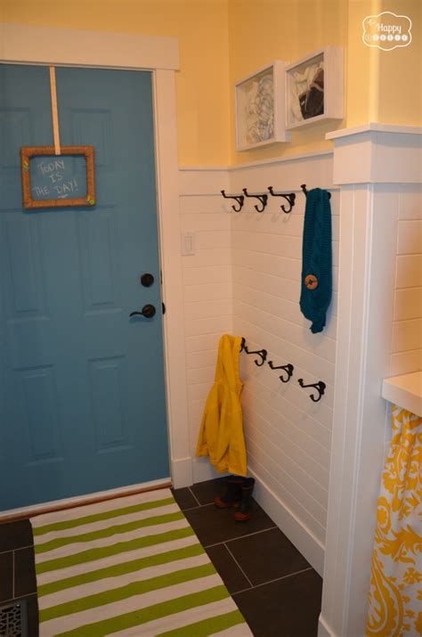 a very revealing look at our laundry mud room rev the