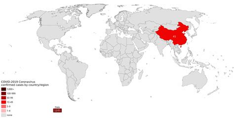 coronavirus outbreak wikipedia