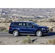 2013 Mercedes Benz GL Class Luxury SUV Unveiled