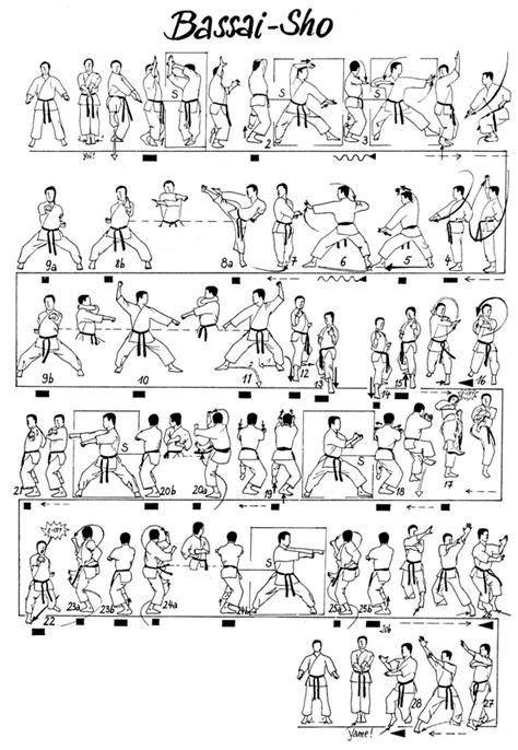 Sho Nr die 27 shotokan kata uni karate berlin