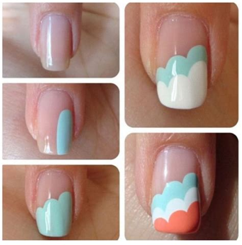 beautiful simple nail designs at home for beginners