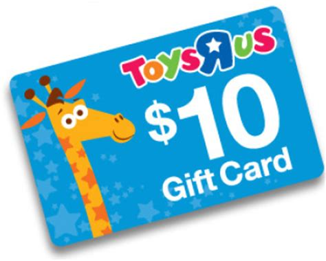 Toys R Us Printable Gift Card - toys r us coupon 10 gift card with 50 purchase couponing 101