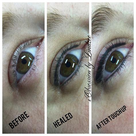 tattoo eyeliner on waterline permanent cosmetics lashes eyeliner