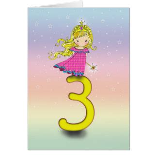 Three Year Birthday Card 3 Year Old Birthday Cards Photocards Invitations More