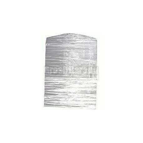 Terbatas Gantungan Pelindung Baju Dari Debu plastik 50 x 68 cm pelindung dari debu baju hanger