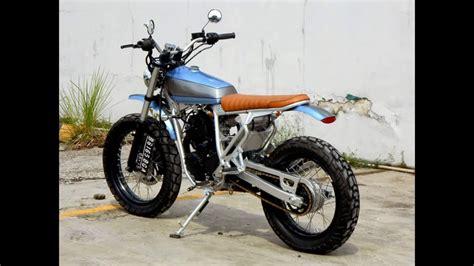 bengkel modif motor scorpio modifikasi yamaha japstyle modifikasi motor japstyle terbaru
