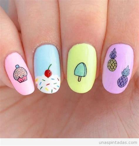 imagenes de uñas pintadas de helados m 225 s de 25 ideas fant 225 sticas sobre maquillaje de dibujos