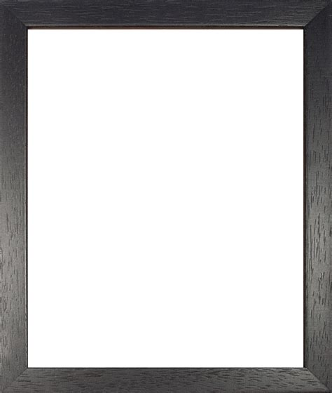 black 20mm square frame 12 quot x 16 quot frame size 12 x 16 ready made frames