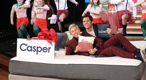 Ellen 15 Day Giveaway - dame helen mirren and james marsden help ellen degeneres