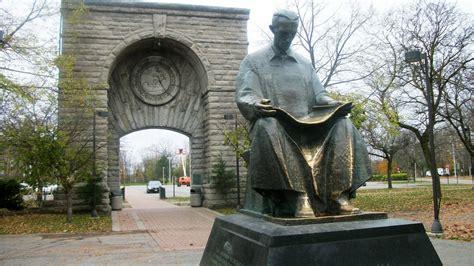 Tesla Monument Nowell 187 Archive 187 Niagara Falls New York