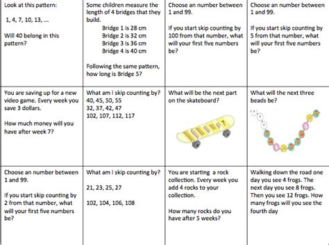 problem solving questions for grade 3 daily 5 and school