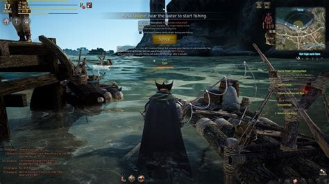 black desert online fishing boat accessories gifting option in cash shop shut down mmorpg