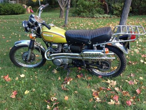 1973 honda cl350 scrambler pictures to pin on pinsdaddy
