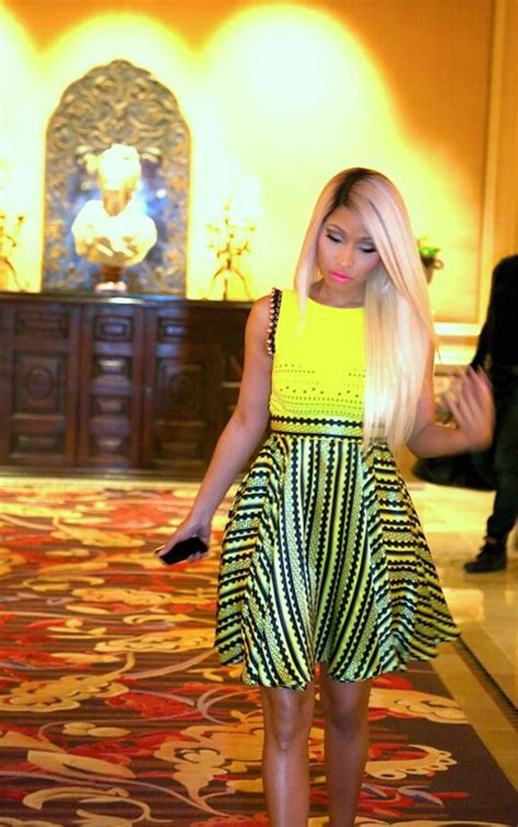 Versacedress With Cut Out Detail 25 best ideas about nicki minaj on