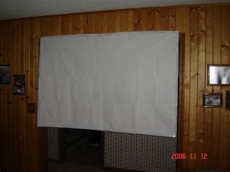 rear projection screen ftempo