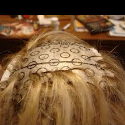 images of frosted hair using a cap i remember countless hours and the endless pain of my mom