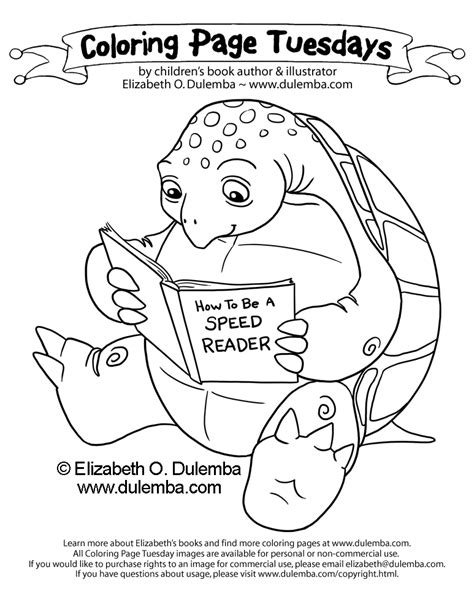 coloring pages of animals reading free coloring pages of animal reading