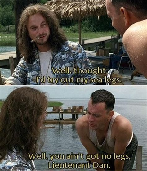 Lieutenant Dan Ice Cream Meme - lieutenant dan fb mix pinterest