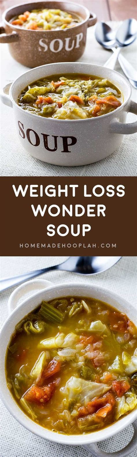 Detox And Weight Loss Soup by Weight Loss Soup A Filling And Healthy Soup