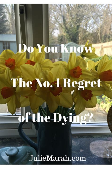themes of the story regret the no 1 regret of the dying
