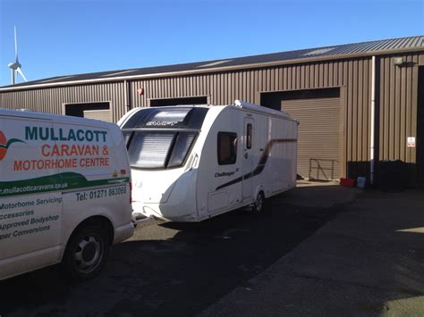 caravan and motorhome accessory installation in