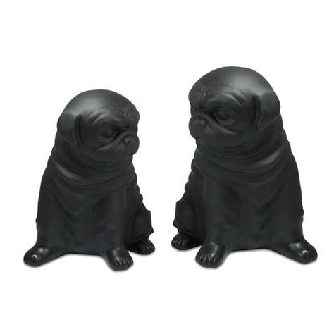 pug book ends pug bookends available from bimbo store