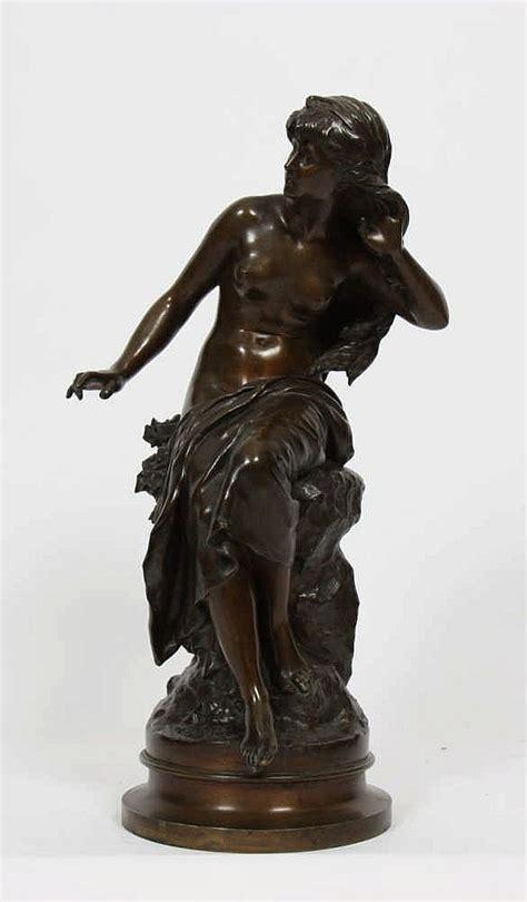 Bronze L by Bronze Quot Femme A L Ecoute Quot En Bronze 224 P 226 Tine