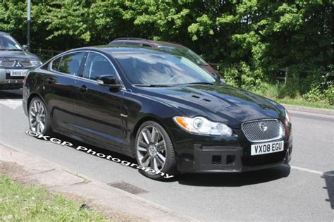 how make cars 2009 jaguar xf regenerative braking 2009 jaguar xf r spied