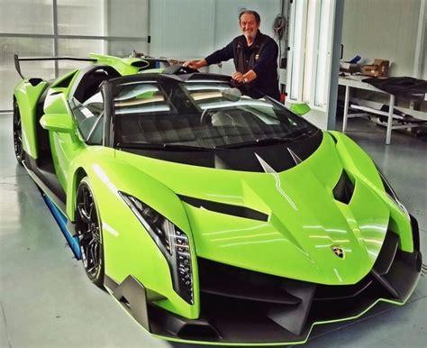 How Owns Lamborghini One Now Owns Two Lamborghini Venenos Probably