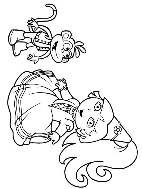 dora the explorer coloring pages nick jr nick jr coloring pages 10 coloring kids