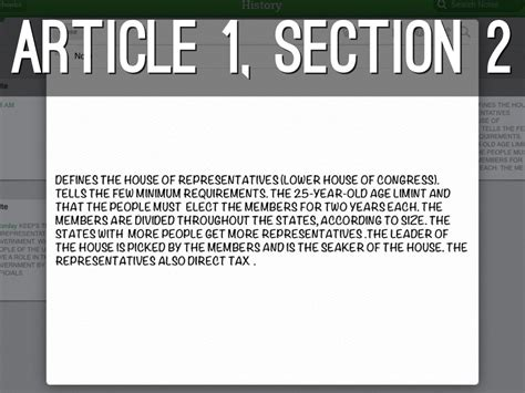 Us Constitution Section 1 by The Us Constitution Article 2 Section 1 Sonja Matt