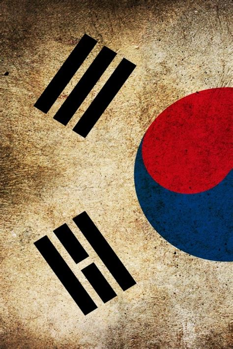 wallpaper for iphone korean korean flag wallpaper wallpapersafari